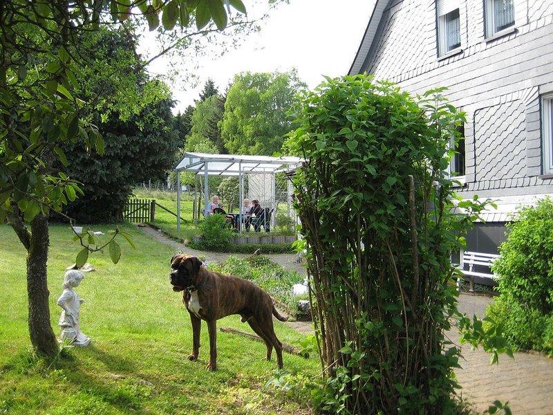 Landurlaub mit Alpakas, aluguéis de temporada em Finnentrop