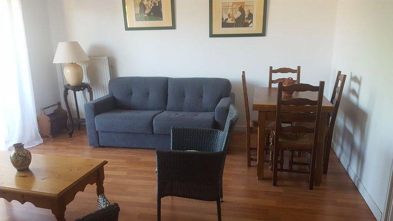 App T2 - Anglet (64)  - 54 m2  -   Résidence calme et arborée, location de vacances à Anglet