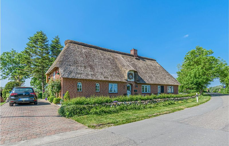 2 Zimmer Unterkunft in Dagebüll, casa vacanza a Ockholm