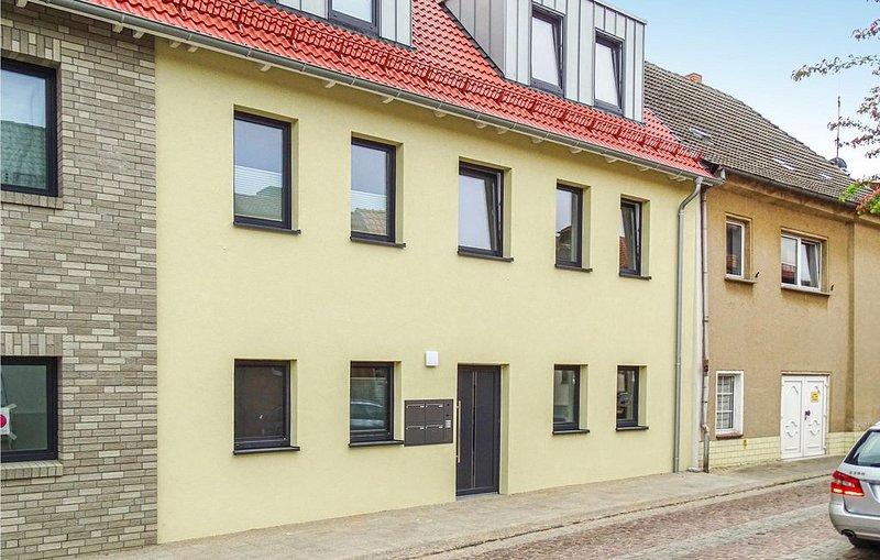 1 Zimmer Unterkunft in Malchow, holiday rental in Silz