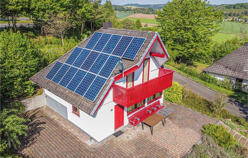 2 Zimmer Unterkunft in Kirchheim, vacation rental in Fulda
