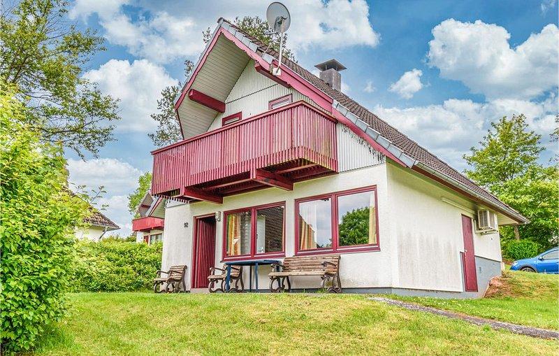 3 bedroom accommodation in Kirchheim/Hessen, vacation rental in Fulda