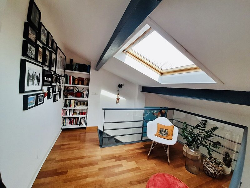 Loft avec jardin aux portes de Montpellier !, vacation rental in Baillargues