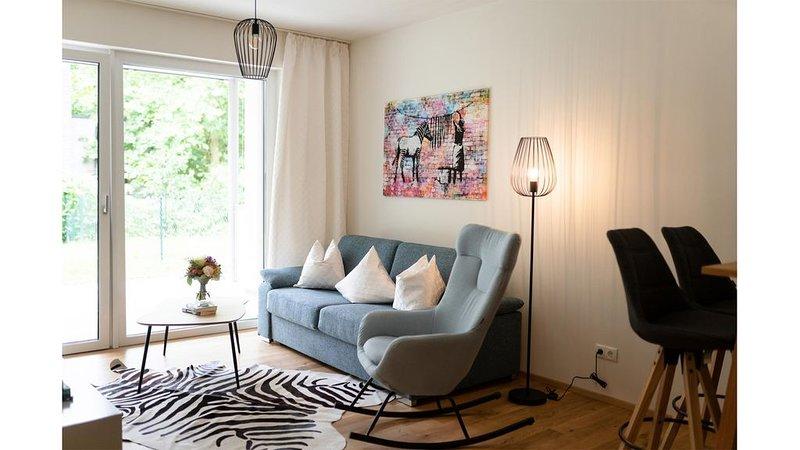 Apartment Oasis Wörthersee neu & zentral Top 2, vakantiewoning in Pritschitz