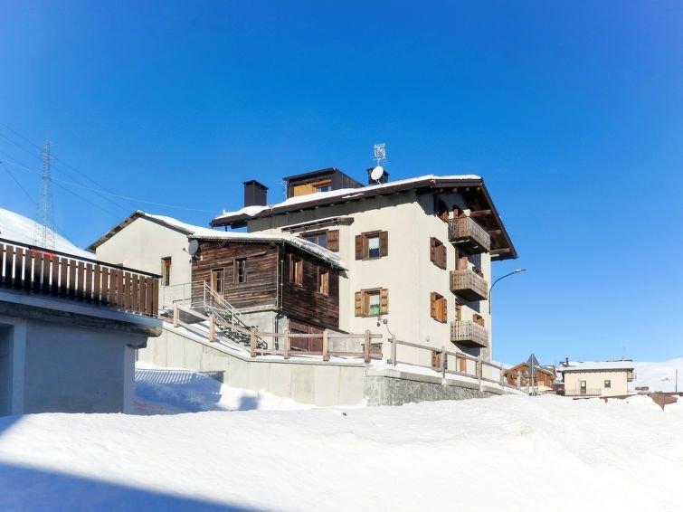 Ferienwohnung Battista (LII647) in Livigno - 6 Personen, 3 Schlafzimmer, holiday rental in Baite