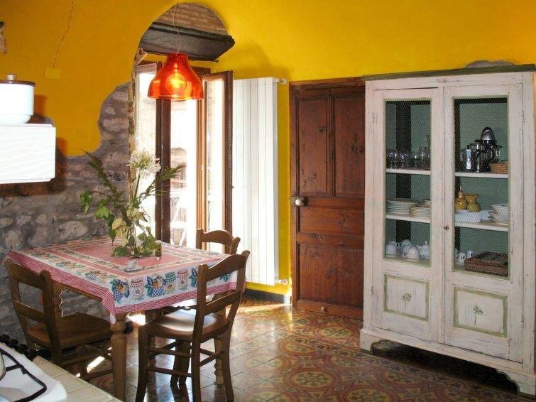 Ferienwohnung Limone (DOL123) in Dolcedo - 3 Personen, 1 Schlafzimmer, aluguéis de temporada em Montegrazie