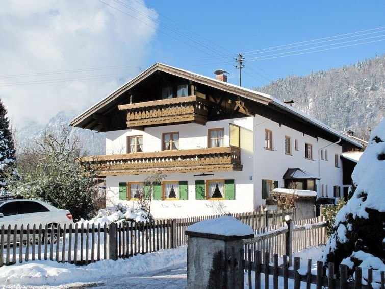 Apartment Wohnung Fricken  in Farchant, Bavarian Alps - Allgäu - 2 persons, location de vacances à Ettal