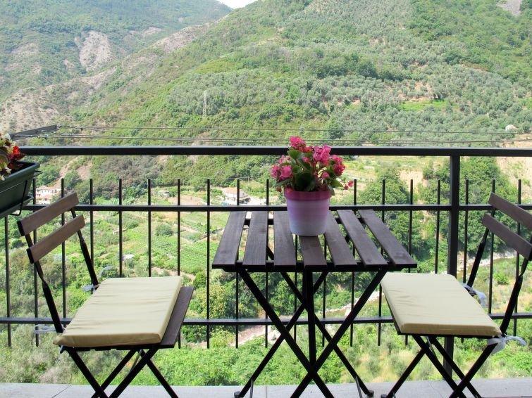 Ferienwohnung Le due Sorelle (MOL100) in Montalto Ligure - 4 Personen, 1 Schlafz, vacation rental in Agaggio Inferiore