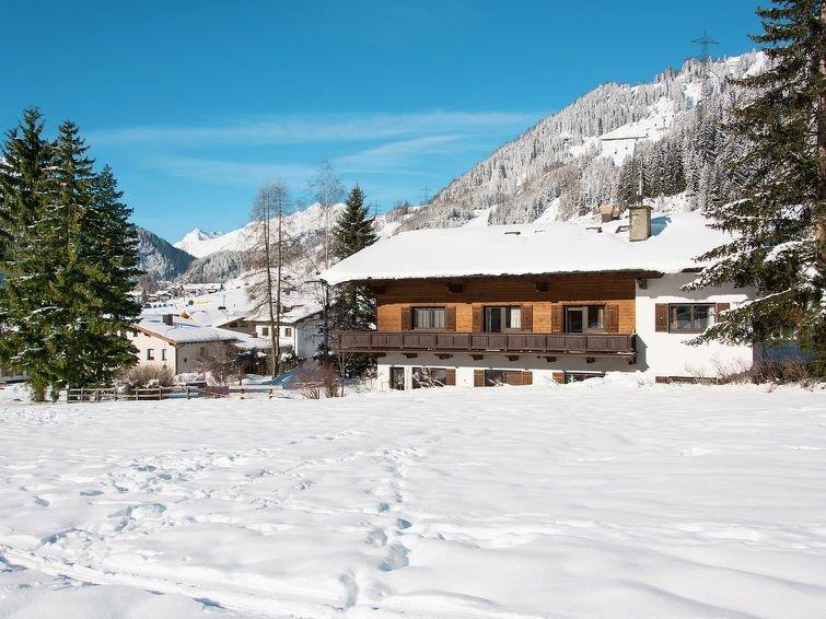 Ferienwohnung Schuler (STA121) in Sankt Anton am Arlberg - 4 Personen, 1 Schlafz, alquiler vacacional en St. Anton am Arlberg