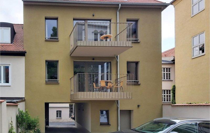 1 Zimmer Unterkunft in Erfurt, vacation rental in Erfurt