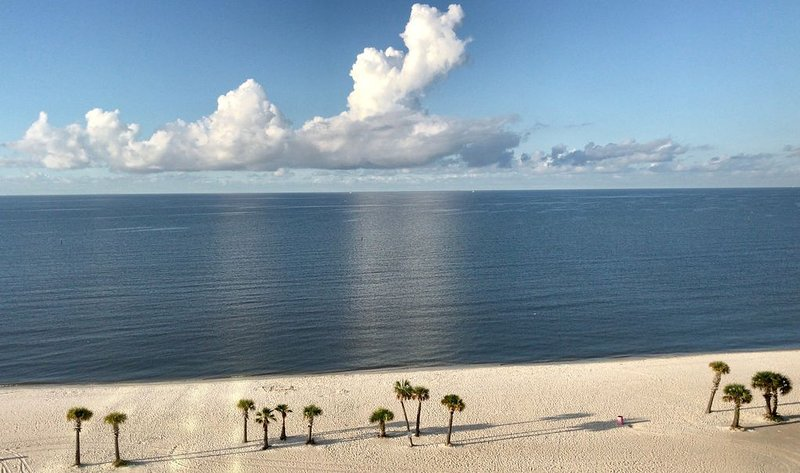 ON THE BEACH/PERFECT FOR COUPLES/BEACHES, POOLS, RESTAURANTS & CASINOS ARE OPEN! – semesterbostad i Biloxi