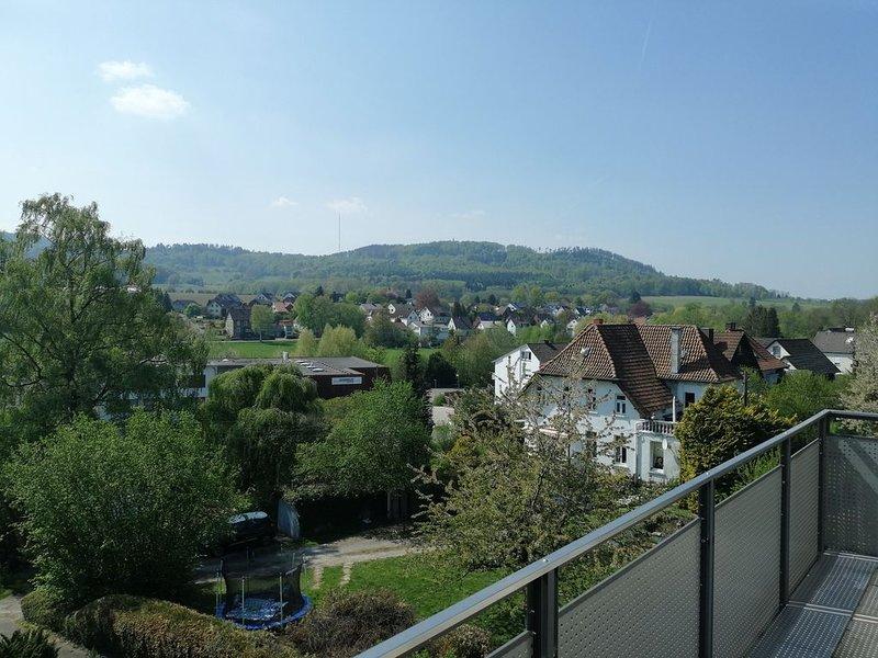 Ein Ausblick zum Verlieben, holiday rental in Bad Lippspringe