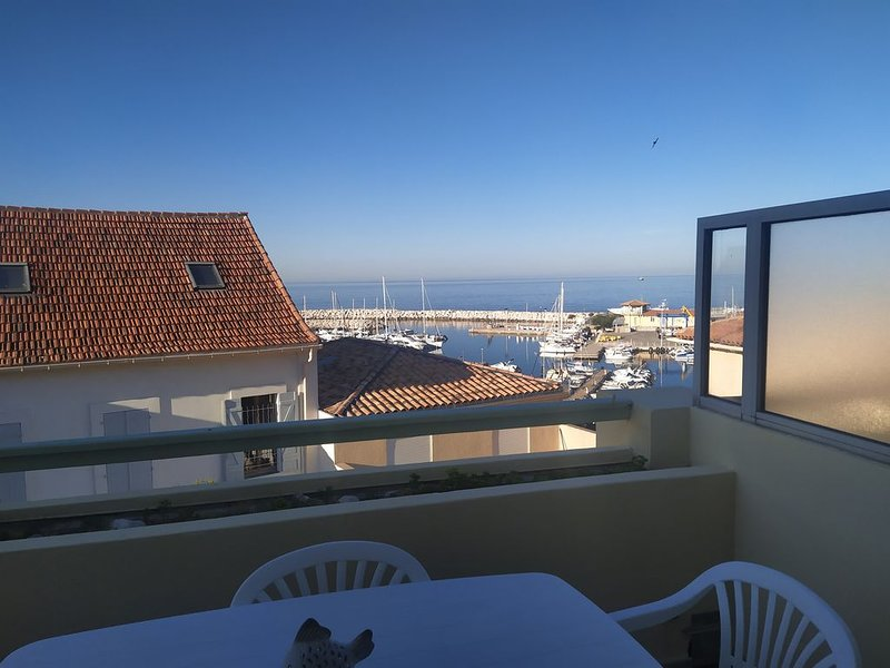 Vue imprenable sausset, holiday rental in Sausset-les-Pins