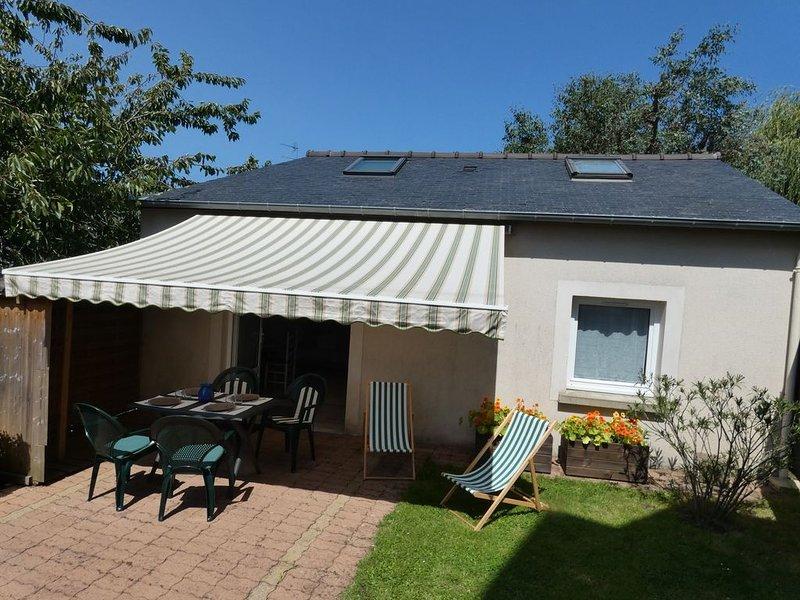 Petite maison au calme Saint Malo Paramé, aluguéis de temporada em Saint-Malo