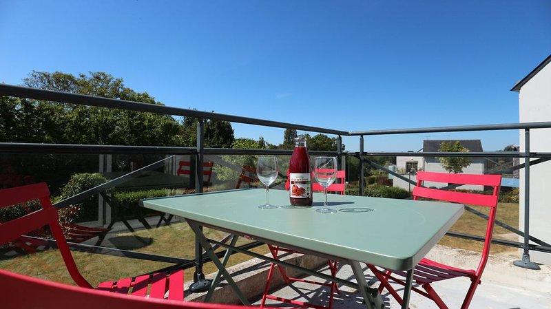 Appartement pour 4 personnes, proche plage de la fresnaye à pieds !!!, holiday rental in Plevenon