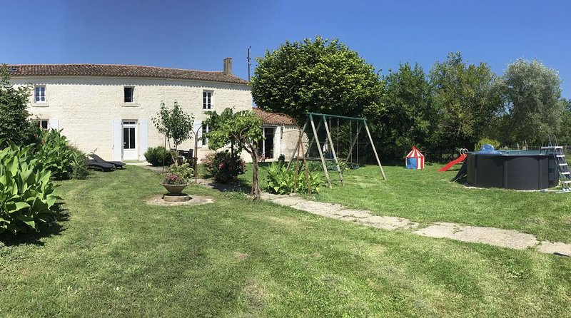 Gite du Marais Poitevin, vacation rental in Maillezais