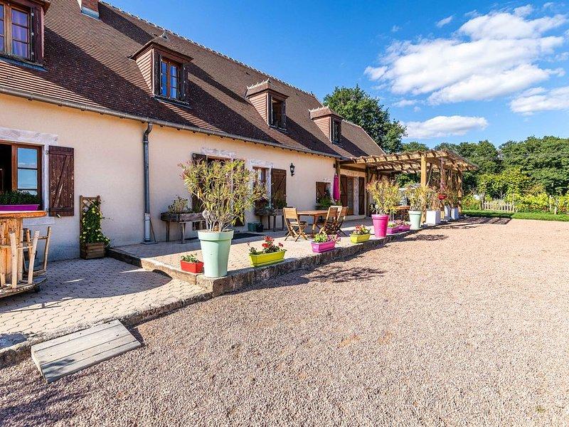 Vacances à la campagne en chambres d'hôtes, vacation rental in La Cellette