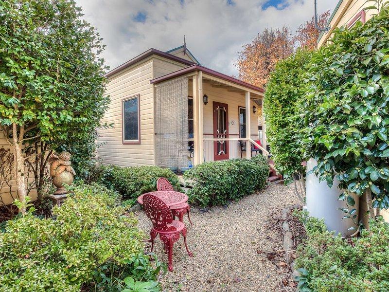 Autumn Affair Cottage 6, location de vacances à Bright
