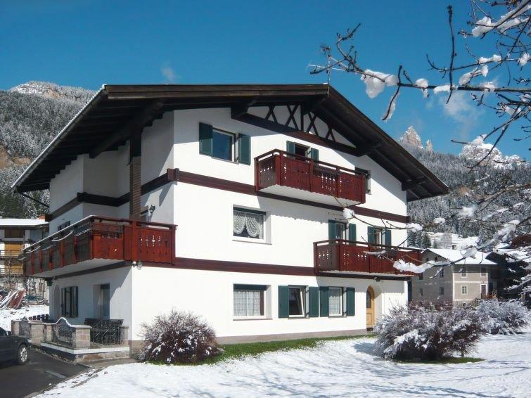 Ferienwohnung Cincelli - Marmolada (PFS182) in Pozza di Fassa - 4 Personen, 2 Sc, vacation rental in Pera di Fassa