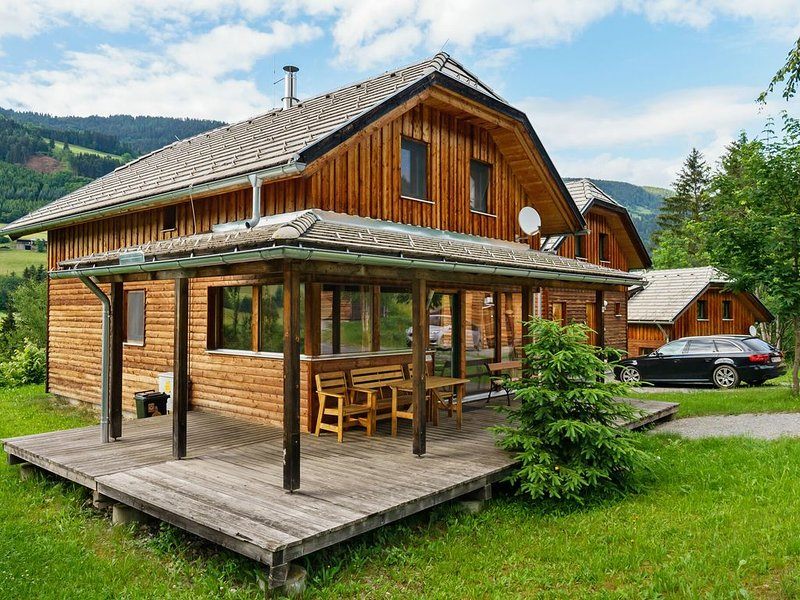 Appealing Holiday Home in Sankt Georgen ob Murau with Sauna, holiday rental in Sankt Georgen ob Murau