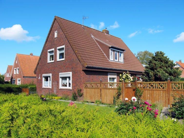 Ferienwohnung Kipping (HOR160) in Horumersiel - 4 Personen, 2 Schlafzimmer, vacation rental in Minsen