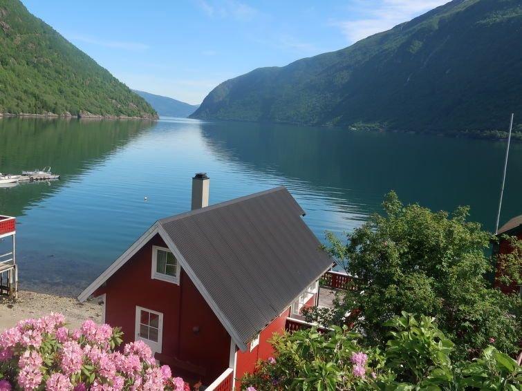 Ferienhaus Balder (FJS605) in Arnafjord - 8 Personen, 4 Schlafzimmer, holiday rental in Nese