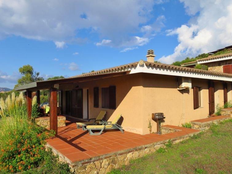 Ferienhaus Milella (PAU355) in Palau - 6 Personen, 3 Schlafzimmer, holiday rental in Palau