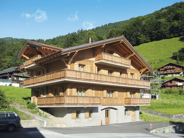Vacation home Chalet Saint Joseph  in Val - d'Illiez, Portes du Soleil ( Valais, Ferienwohnung in Champoussin