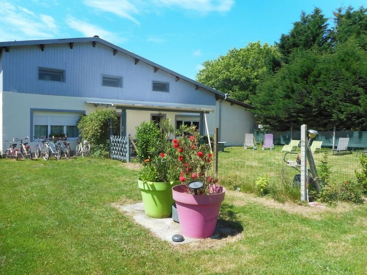 Ferienhaus Le Déhès (MVT150) in Montalivet - 8 Personen, 3 Schlafzimmer, holiday rental in Saint Isidore