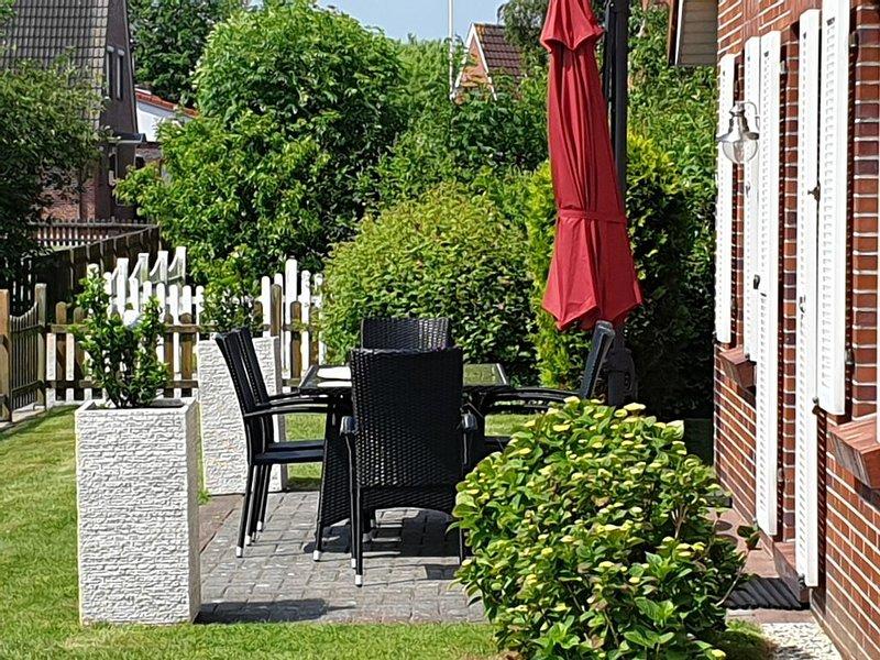 Ferienhaus Neßmersiel für 1 - 6 Personen mit 3 Schlafzimmern - Ferienhaus, vacation rental in Nessmersiel