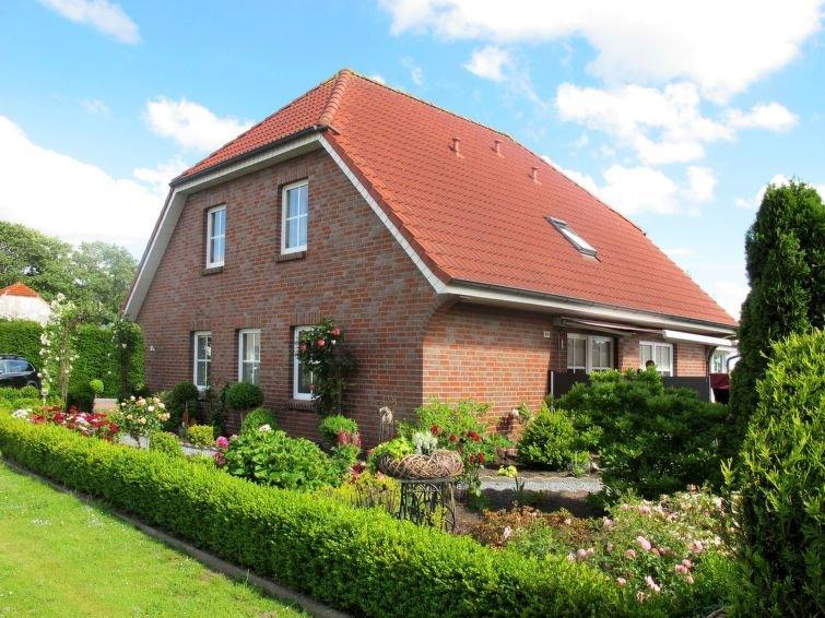 Ferienwohnung Rosenboom (HOR245) in Horumersiel - 4 Personen, 2 Schlafzimmer, casa vacanza a Wangerland