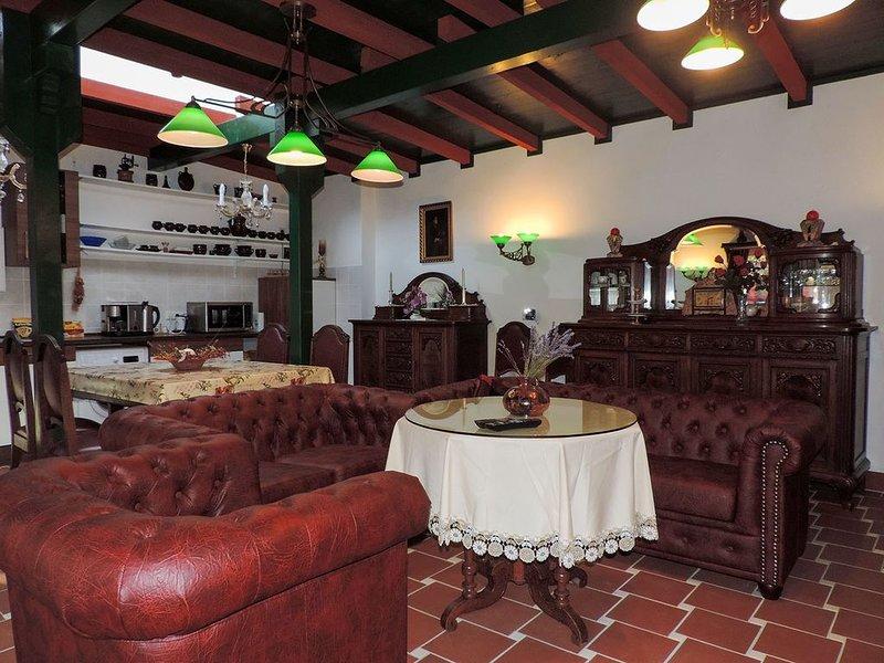 Stilvolles Ferienhaus Wernigerode Artdeco, alquiler de vacaciones en Wernigerode