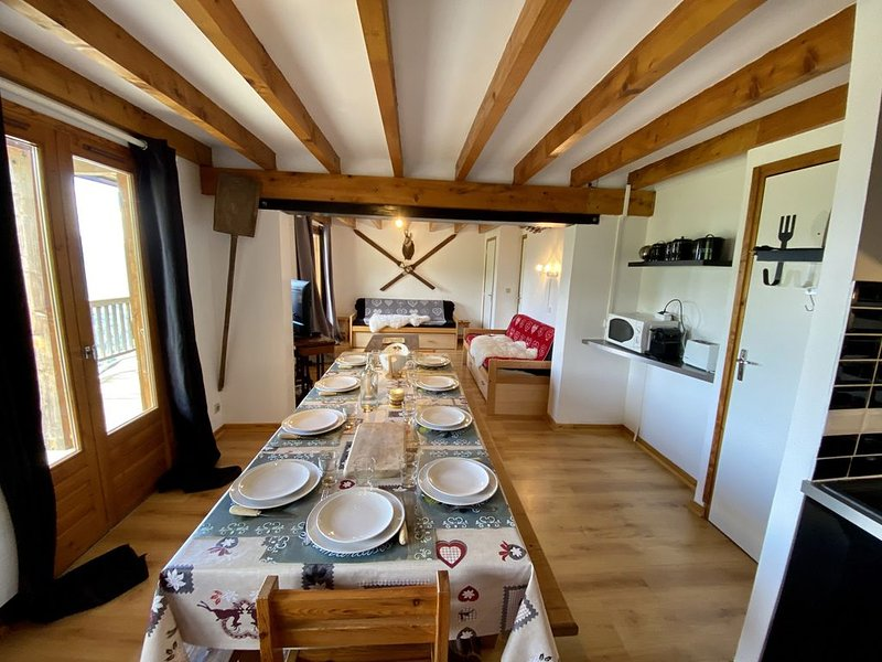 Chalet la Pause de l'Ours, holiday rental in Guzet Neige