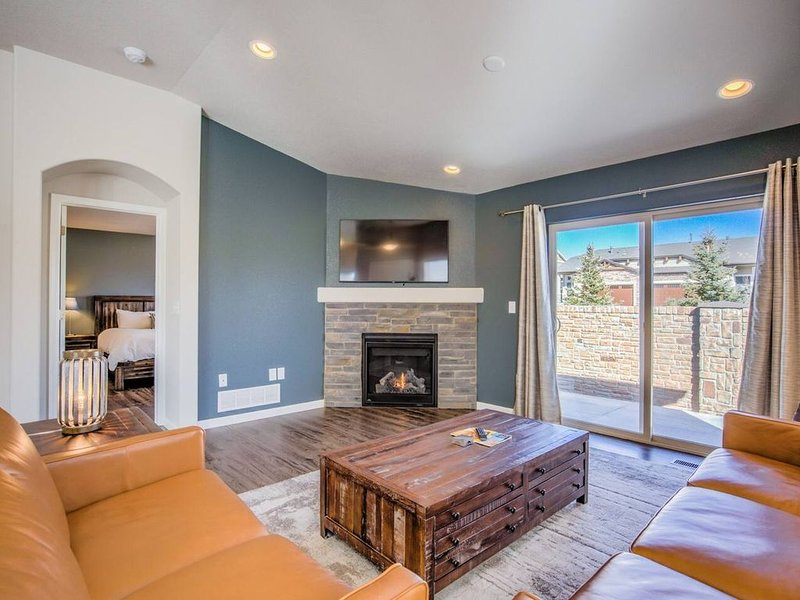 4BR Modern Townhome | USAFA & Indoor Water Park!, holiday rental in Black Forest