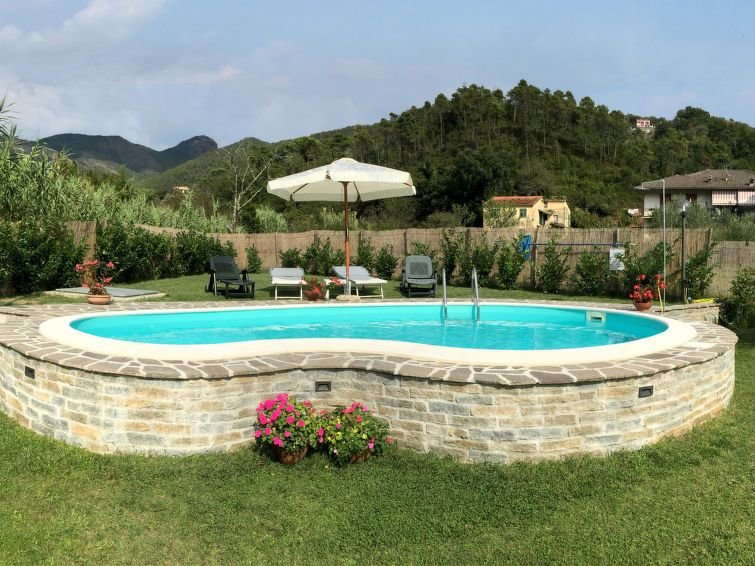 Vacation home Casa Ucaseto  in Casarza Ligure (GE), Liguria: Riviera Levante -, holiday rental in Province of Genoa
