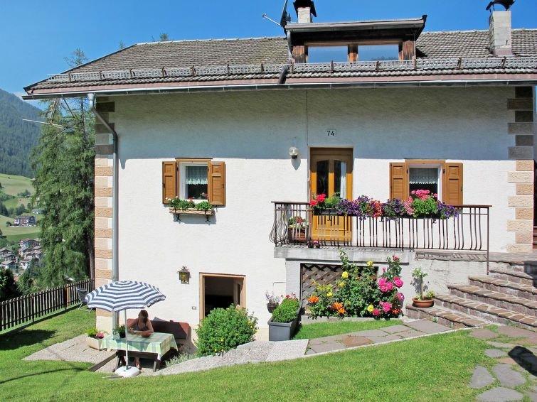 Ferienwohnung Mastle (ORS210) in Ortisei St Ulrich - 2 Personen, 1 Schlafzimmer, vacation rental in Ortisei