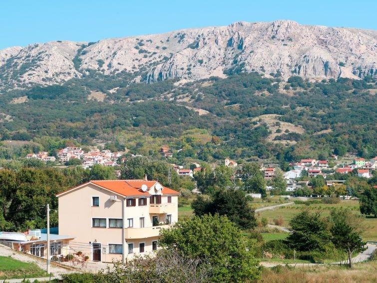 Apartment Haus Marija  in Baska / Krk, Isle of Krk - 2 persons, holiday rental in Draga Bascanska