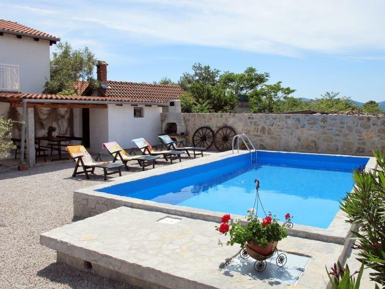 Apartment Haus Mirjana  in Malinska, Isle of Krk - 6 persons, 2 bedrooms, vacation rental in Beli