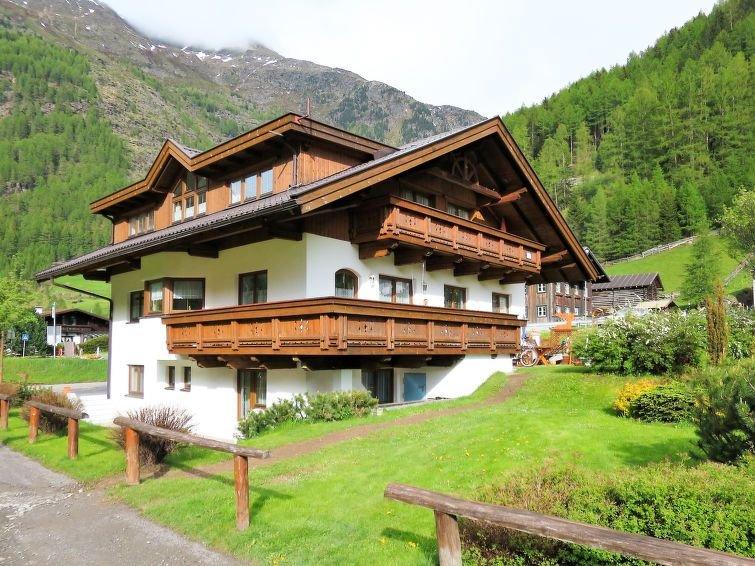Ferienwohnung Anemone (SOE710) in Sölden - 6 Personen, 4 Schlafzimmer, holiday rental in Zwieselstein