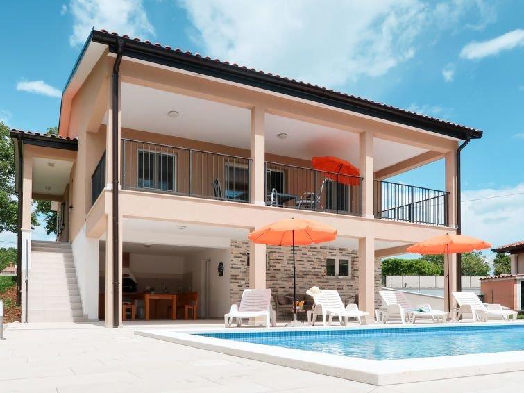 Ferienhaus Marina (LBN411) in Labin - 6 Personen, 3 Schlafzimmer, casa vacanza a Vinez