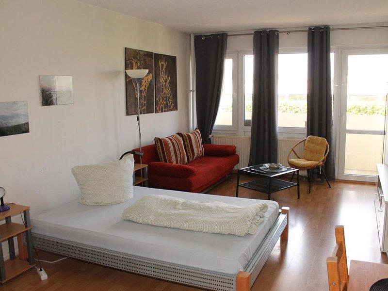 Ferienappartement K112  für 2-4 Personen in Strandnähe, holiday rental in Kalifornien