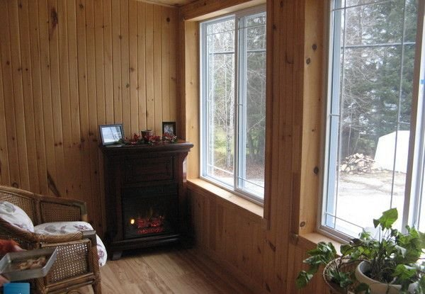 Cottage-condo Lac Cayamant - Québec, Canada, vacation rental in Blue Sea