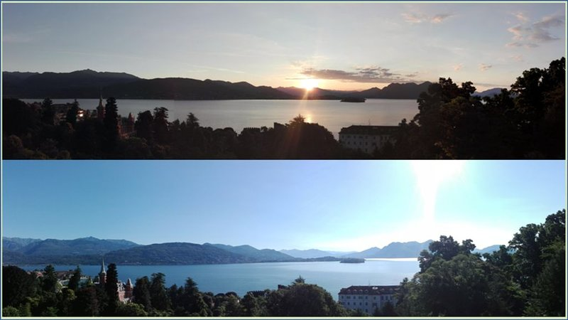 LaPanoramica: wonderful view, peace and nature, vacation rental in Campino