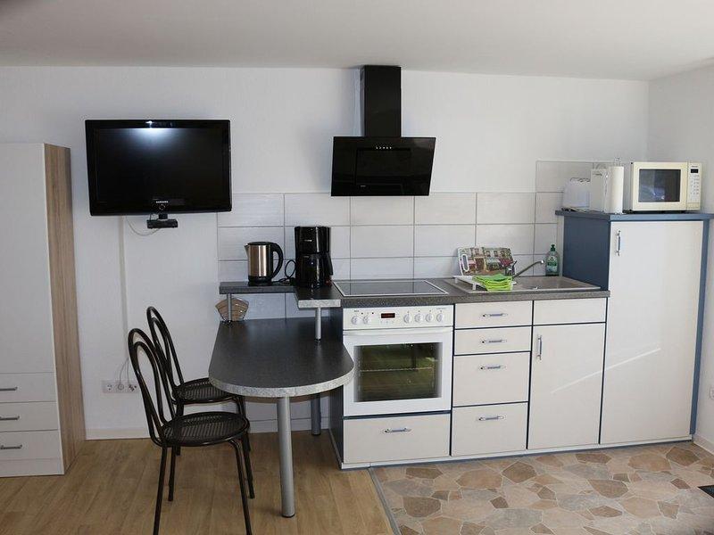 Apartment mit separatem Eingang, location de vacances à Roebel