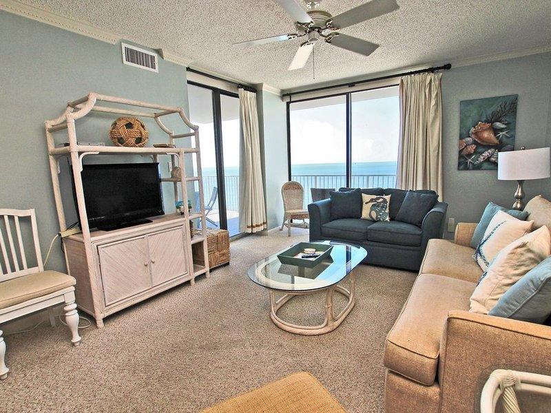 9th Floor Gulf Front Condo in Orange Beach