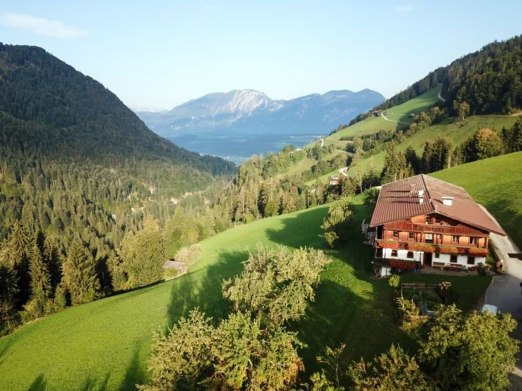 Apartment Hundsegghof  in Niederau, Kitzbühel Alps - 6 persons, 3 bedrooms, vacation rental in Bad Häring