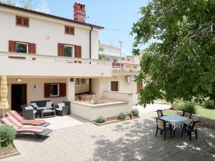 Ferienhaus Francic (PUT135) in Krk/Punat - 5 Personen, 3 Schlafzimmer, holiday rental in Punat