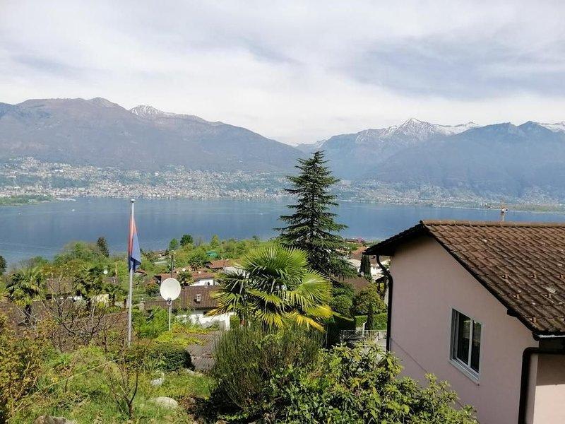 Ferienwohnung Piazzogna für 2 Personen mit 1 Schlafzimmer - Ferienwohnung, vacation rental in Sant'Abbondio