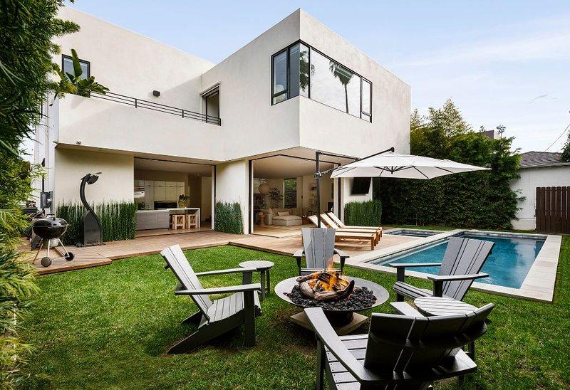 ★★★★★ Stunning Santa Monica Home w/ Saltwater Pool, location de vacances à Marina del Rey