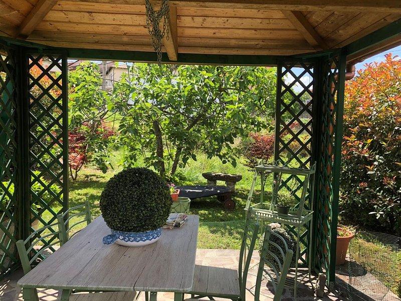 Villa Marisa Tuscan gateway, vacation rental in Barbarasco